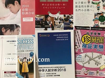 TOMAS 2018中学受験分析会